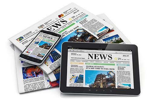 Compartiment Informații Publice, Mass-Media