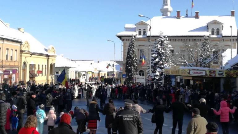 Ziua Unirii Principatelor Române la Săcele