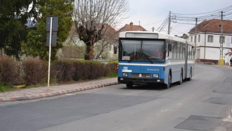 Programul de circulație al mijloacelor de transport în minivacanța de 1 Mai