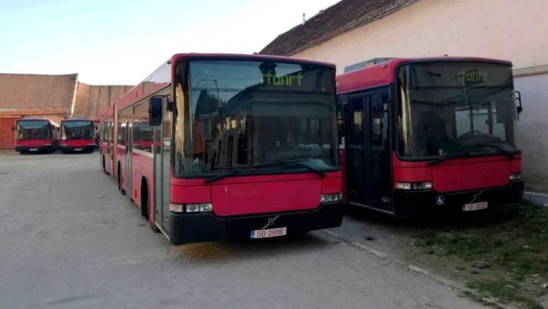 Alte 5 autobuze pentru săceleni