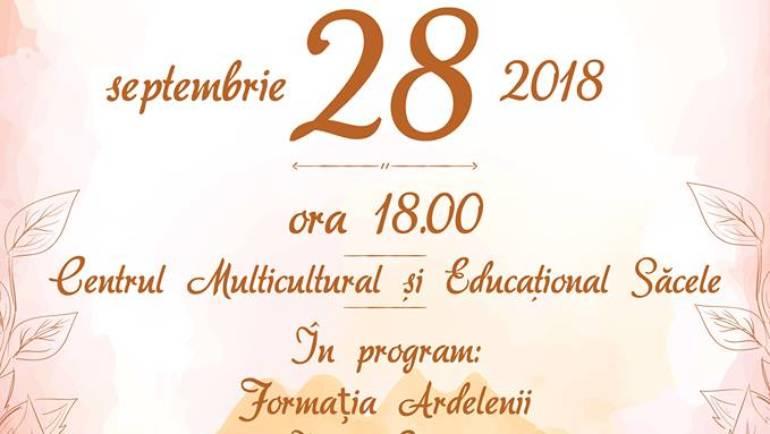 """""""Toamna la Săcele"""" – spectacol folcloric dedicat seniorilor"""