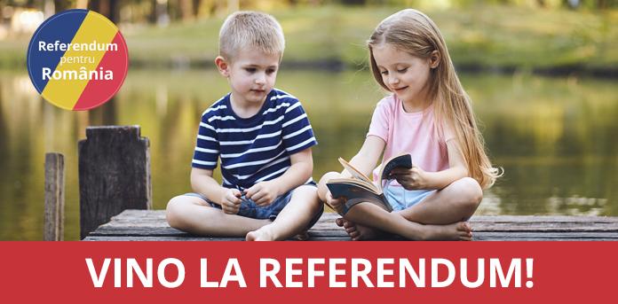 Referendumul pentru căsătorie  6 – 7 octombrie 2018
