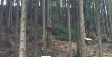 Tiroliana de la 7 scări închisă până la obținerea autorizației ISCIR