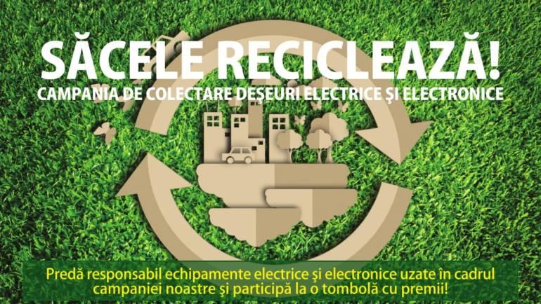 Săcele Reciclează