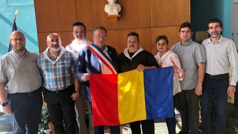 Delegație săceleană la Vire-Franța