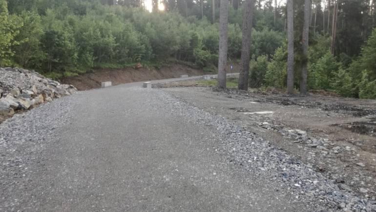 Un nou drum forestier în Municipiul Săcele, Poiana Angelescu – Valea Largă