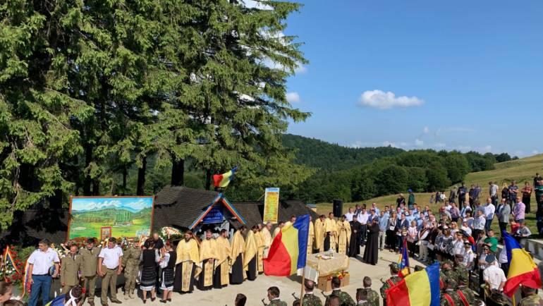 Delegație săceleană la manifestările militar-religioase de la Tabla Buții