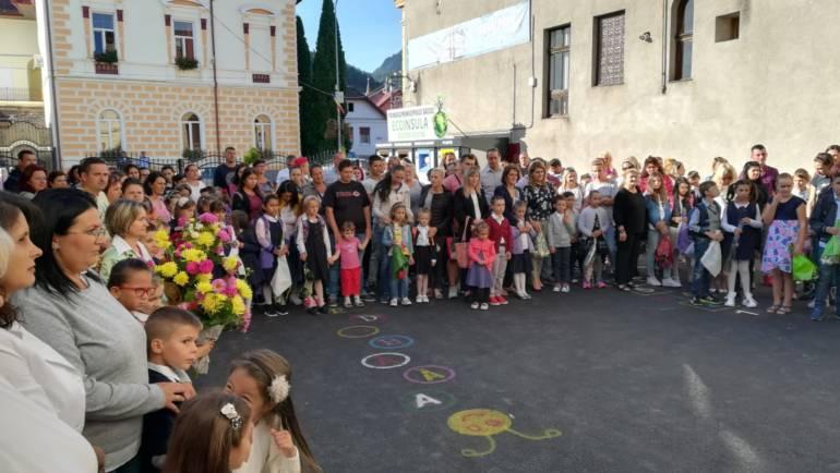 Deschidere de an școlar la unitățile de învățământ din Municipiul Săcele