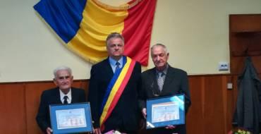 Dr. Aurel Penciu și prof. Andrei Simon – cetățeni de onoare ai Municipiului Săcele