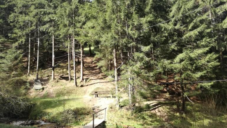 """Tiroliana """"Șapte Scări-Valea Șipoaia"""" s-a închis până la primăvară"""
