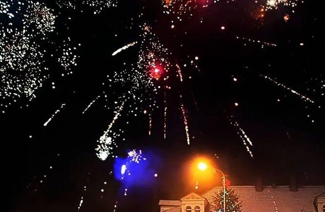 Foc de Artificii de Revelion