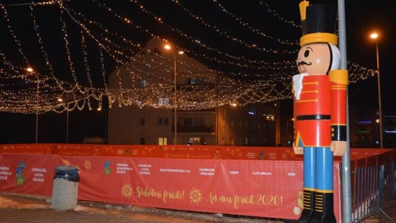 Patinoarul artificial din cartierul Ștefan cel Mare va fi deschis și de Crăciun și Anul Nou