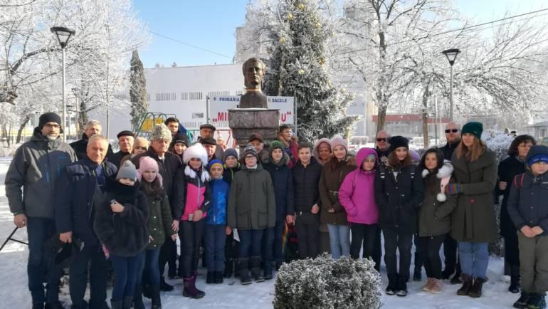 Mihai Eminescu sărbătorit la Săcele