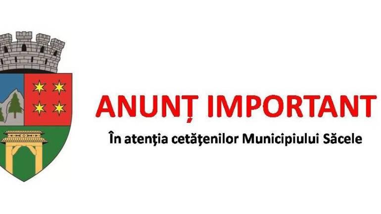 În atenția cetățenilor municipiului Săcele cu privire la parcarea maşinilor în sezonul rece