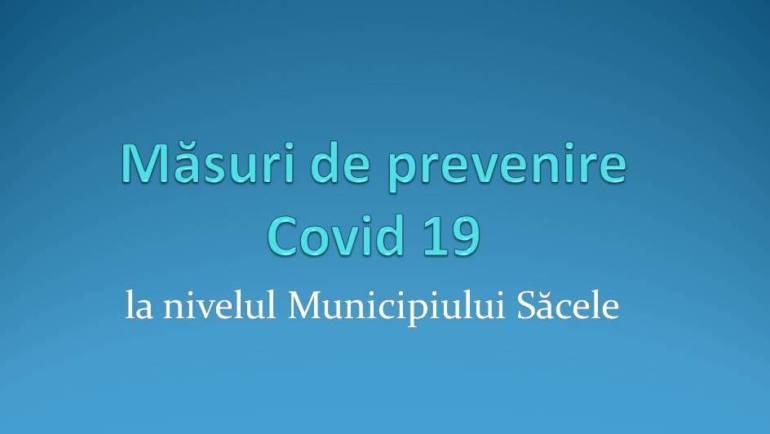 În Municipiul Săcele, conform datelor Direcției de Sănătate Publică, 115 de persoane se află în autoizolare și monitorizate la domiciliu, iar 11 persoane se află în carantină.
