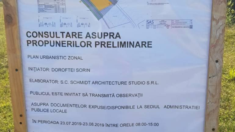 """PUZ-ul """"Construire pensiune din fonduri europene"""" de pe strada Morii respectă toate prevederile legale"""
