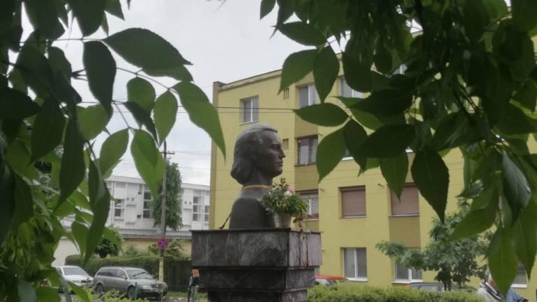 Mihail Eminescu comemorat la Săcele