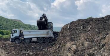 """Închiderea """"Depozitului de deșeuri Subobrej-Săcele"""" – grad de realizare a obiectivului de 10%."""