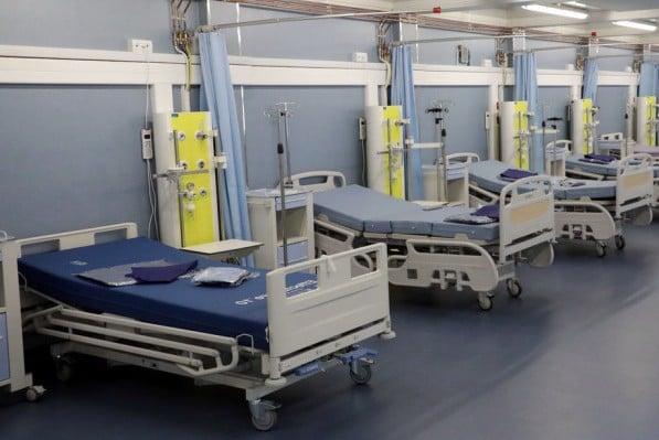 Donație de 5 paturi ATI pentru Spitalul Municipal Săcele