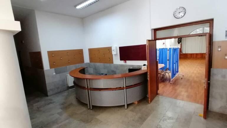 Dotarea celor două centre de vaccinare din Săcele finalizată