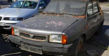 Acțiuni de identificare a proprietarilor de mașini abandonate