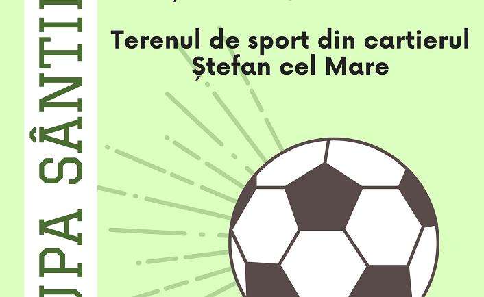 Cupa Sântilia la fotbal, ediția a IV-a