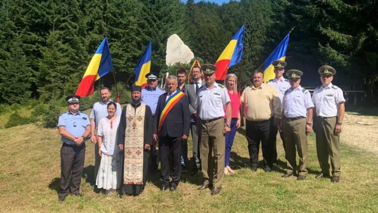 105 ani de la Intrarea Trupelor Române în Ardeal comemorați la Pasul Bratocea