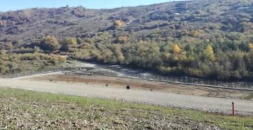"""Finalizarea lucrărilor de închidere a """"Depozitului de deșeuri neconforme, clasa B, Subobrej-Săcele""""."""